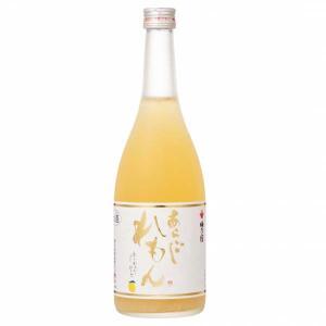 梅乃宿 あらごしれもん 720ml (リキュール/奈良県/梅乃宿酒造)お酒 ono-sake