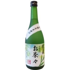 豊永蔵  (とよながくら) 有機焼酎 お茶々 720ml  (米焼酎/熊本県/豊永酒造)   お酒|ono-sake