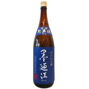 お酒 墨廼江(すみのえ) 特別純米酒 1800ml (日本酒/宮城県/墨廼江酒造)|ono-sake