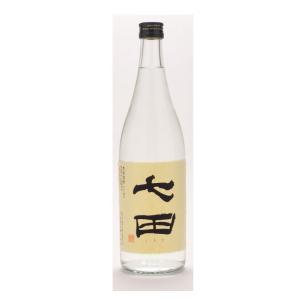 七田(しちだ) 吟醸酒粕焼酎 720ml (米焼酎/佐賀県/...