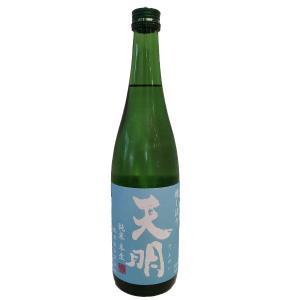 天明(てんめい)純米無濾過本生720ml(要冷蔵)(/福島県/曙酒造) お酒|ono-sake