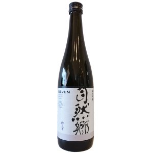 自然郷 純米吟醸 SEVEN(セブン)生詰め 720ml (要冷蔵)(日本酒/福島県/大木代吉本店) お酒 ono-sake