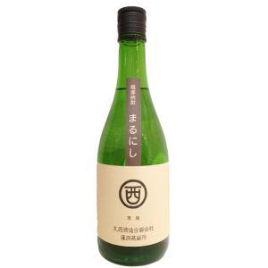 丸西(まるにし) 黒麹仕込み 25°720ml (芋焼酎/鹿児島県/丸西酒造)|ono-sake