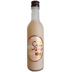 Snowdrop (スノードロップ)  とまと、とまと 360ml (要冷蔵) (リキュール/福島県/曙酒造) お酒 ヨーグルト ono-sake