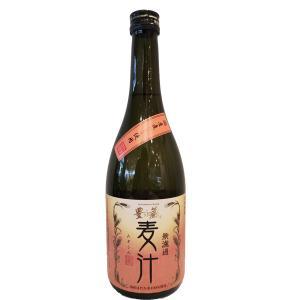 麦汁(むぎしる)麦焼酎25°720ml(麦焼酎/熊本県/豊永酒造) お酒|ono-sake