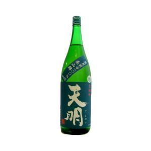 天明(てんめい)美山錦純吟生秋あがり1800ml(要冷蔵)(/福島県/曙酒造) お酒|ono-sake
