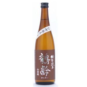 鶴齢(かくれい) 特別純米 山田錦 ひやおろし 720ml (日本酒/新潟県/青木酒造)|ono-sake