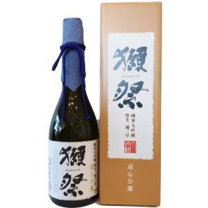 獺祭(だっさい) 純米大吟醸 遠心分離 磨き二割三分 720ml (日本酒/山口県/旭酒造)|ono-sake