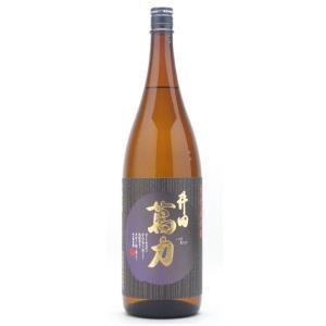 井田萬力(いだまんりき) 25°麦焼酎 1800ml (麦焼酎/大分県/藤居醸造)|ono-sake