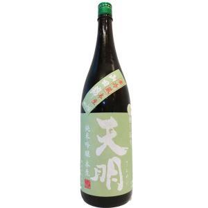 天明(てんめい)純米吟醸無濾過本生1800ml(要冷蔵)(/福島県/曙酒造) お酒|ono-sake