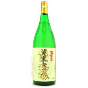 葵正宗 純米大吟醸 1800ml (日本酒/茨城県/明利酒造)|ono-sake