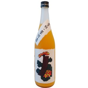青短の蜜柑酒  (あおたんのみかんしゅ)   720ml花札シリーズ お酒|ono-sake