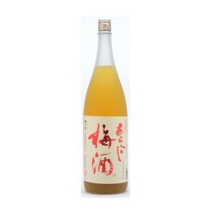 あらごし梅酒(あらごしうめしゅ) 1800ml|ono-sake