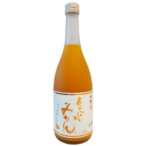 あらごしみかん 720ml(要冷蔵)|ono-sake