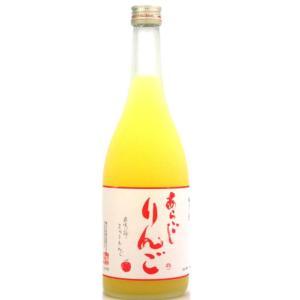 あらごしりんご 720ml(要冷蔵)|ono-sake