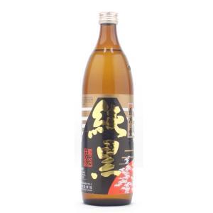 純黒(じゅんくろ) 薩摩乃薫 芋焼酎 900ml  (芋焼酎/鹿児島県/田村合名会社)|ono-sake