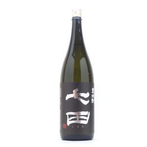 七田  (しちだ)  麦焼酎 1800ml  (麦焼酎/佐賀県/天山酒造)   お酒