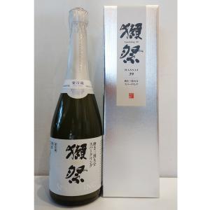獺祭(だっさい) 純米吟醸 磨き三割九分スパークリング 720ml(要冷蔵) (日本酒/山口県/旭酒造)|ono-sake