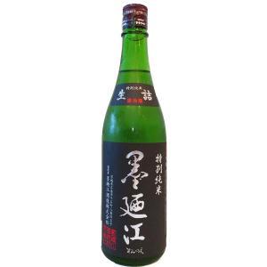 お酒 墨廼江(すみのえ) 特別純米 中汲み ひやおろし 720ml(要冷蔵) (日本酒/宮城県/墨廼江酒造)|ono-sake