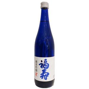 福寿  (ふくじゅ)  純米吟醸 720ml  (/兵庫県/神戸酒心館)   お酒|ono-sake