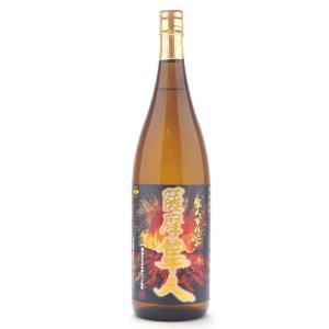 薩摩隼人(さつまはやと) 隼人芋仕込み 25°芋焼酎 1800ml (芋焼酎/鹿児島県/国分酒造)|ono-sake