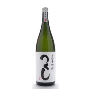 つくし 黒麹仕込み 白ラベル 1800ml (麦焼酎/福岡県/西吉田酒造)|ono-sake