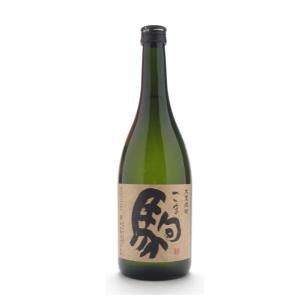 大麦焼酎 駒(こま) 25°720ml (大麦焼酎/宮崎県/柳田酒造)|ono-sake