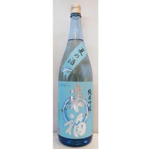 お酒 来福(らいふく) 純米吟醸 夏の酒 1800ml (日本酒/茨城県/来福酒造)|ono-sake