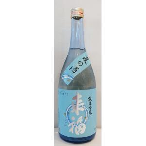 お酒 来福(らいふく) 純米吟醸 夏の酒 720ml (日本酒/茨城県/来福酒造)|ono-sake