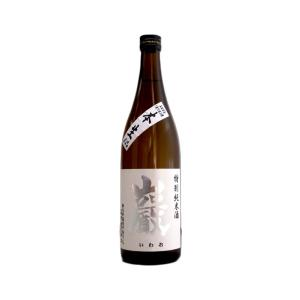 巖(いわお)特別純米無濾過本生720ml(要冷蔵)(/群馬県/高井株式会社) お酒|ono-sake