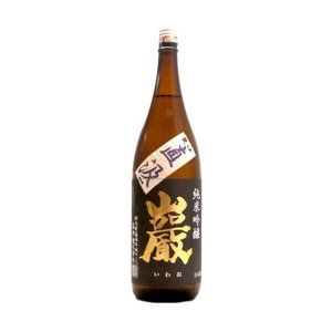 巖 (いわお)  純米吟醸甕口直汲み 1800ml  (要冷蔵)    (日本酒/群馬県/高井株式会社)   お酒|ono-sake