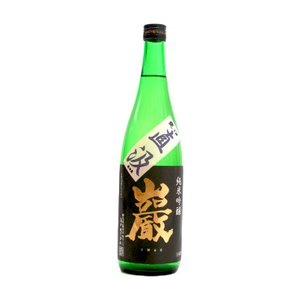 巖 (いわお)  純米吟醸甕口直汲み 720ml  (要冷蔵)    (日本酒/群馬県/高井株式会社)   お酒|ono-sake