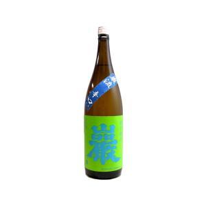 巖(いわお)特別純米辛口生1800ml(要冷蔵)(/群馬県/高井株式会社) お酒|ono-sake
