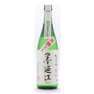 お酒 墨廼江(すみのえ) 純米吟醸 蔵の華 720ml (日本酒/宮城県/墨廼江酒造)|ono-sake