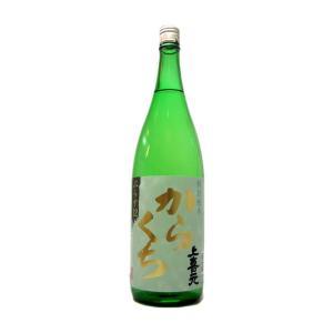 上喜元(じょうきげん) 特別純米 からくち ぷらす12 1800ml (日本酒/山形県/酒田酒造) ono-sake