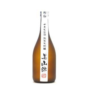 お試し価格!!純米大吟醸 10年古酒 美山錦 720ml (日本酒/茨城県/明利酒造)|ono-sake