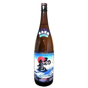 お酒 初亀(はつかめ) 急冷美酒 1800ml (日本酒/静岡県/初亀醸造)|ono-sake