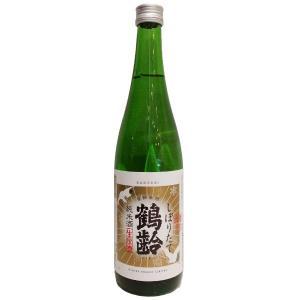 鶴齢(かくれい)純米酒しぼりたて720ml(要冷蔵)(/新潟県/青木酒造) お酒|ono-sake