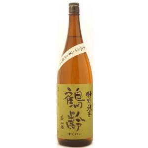 鶴齢 (かくれい)  特別純米美山錦55%無濾過生原酒 1800ml  (要冷蔵)    (日本酒/新潟県/青木酒造)   お酒 ono-sake
