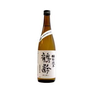 お酒 鶴齢(かくれい) 特別純米 五百万石 完熟 無濾過原酒 720ml (日本酒/新潟県/青木酒造)|ono-sake