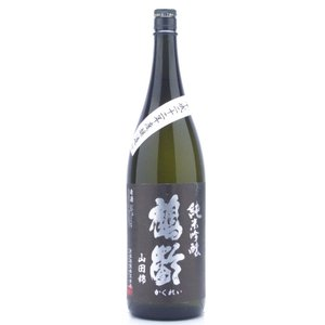 鶴齢(かくれい) 山田錦 50% 無濾過生原酒 1800ml(要冷蔵) (日本酒/新潟県/青木酒造)|ono-sake