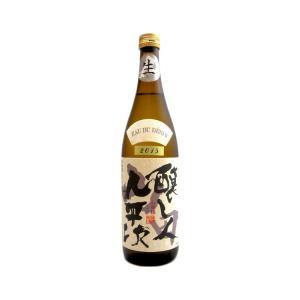 醸し人九平次(かもしびとくへいじ) 純米大吟醸 山田錦 生 720ml(要冷蔵) (日本酒/愛知県/萬乗酒造)|ono-sake