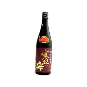 寒紅梅(かんこうばい)純米大吟醸早咲き生720ml(要冷蔵)(/三重県/寒紅梅酒造) お酒|ono-sake