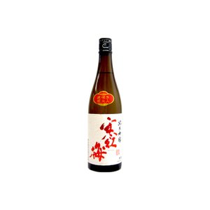 寒紅梅(かんこうばい) 純米吟醸55% 遅咲き火入 720ml (日本酒/三重県/寒紅梅酒造)|ono-sake