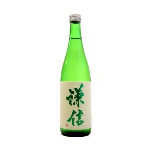 謙信 (けんしん)  五百万石純米吟醸無濾過生詰原酒 720ml  (要冷蔵)    (日本酒/新潟県/池田屋酒造)   お酒|ono-sake