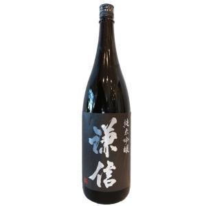 謙信 (けんしん)  純米吟醸愛山生1800ml  (要冷蔵)    (日本酒/新潟県/池田屋酒造)   お酒|ono-sake