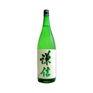 謙信 (けんしん)  純米吟醸五百万石生酒1800ml  (要冷蔵)    (日本酒/新潟県/池田屋酒造)   お酒|ono-sake