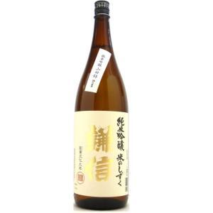 謙信 (けんしん)  純米吟醸山田錦米のしずく 1800ml  (日本酒/新潟県/池田屋酒造)   お酒|ono-sake
