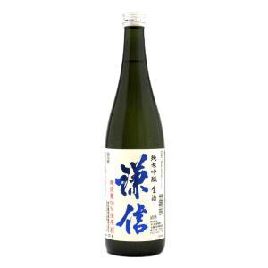 謙信 (けんしん)  越淡麗純米吟醸生 720ml  (要冷蔵)    (日本酒/新潟県/池田屋酒造)   お酒|ono-sake