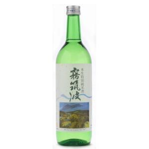 霧筑波(きりつくば) 特別純米 本生 720ml(要冷蔵) (日本酒/茨城県/浦里酒造)|ono-sake